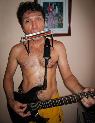 Lucio guitar