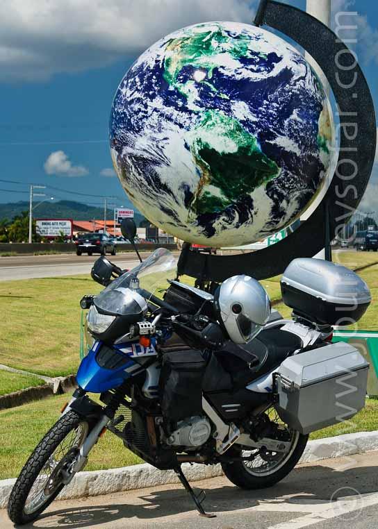 ride the globe