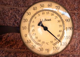 park thermometer